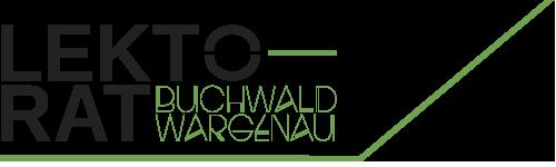 LEKTORAT BUCHWALD-WARGENAU